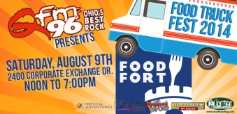 QFM FOOd Truc Logo