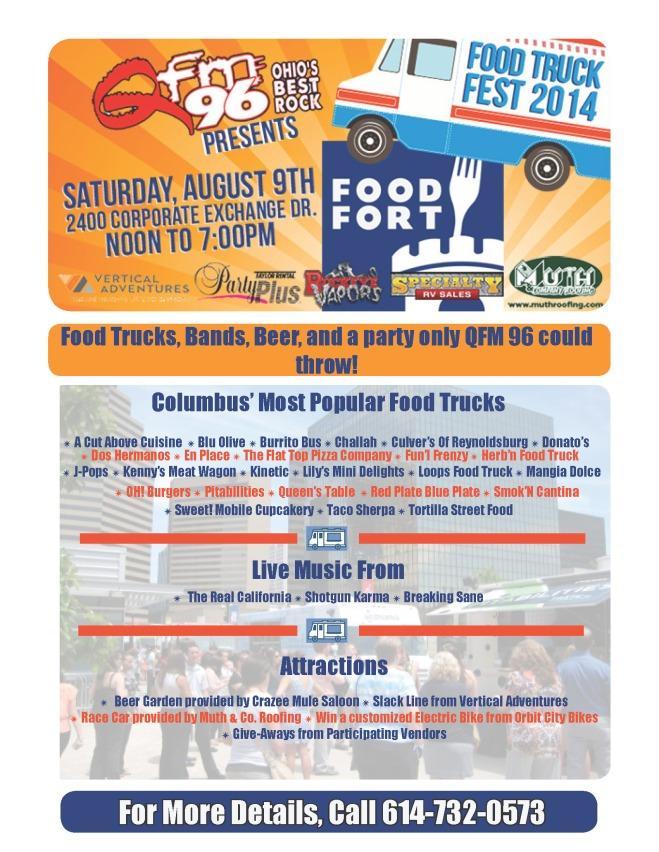 Food Truck Fest Flyer FINAL